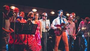 Noc divadel: Party na jevišti, scénické čtení, divadelní dílnička