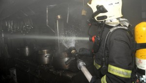 Za chyby se platí! Požár v restauraci způsobila nedbalost, škoda je 300 tisíc