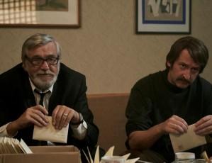 Martin Hofmann jako Pavel Landovský ve filmu Havel