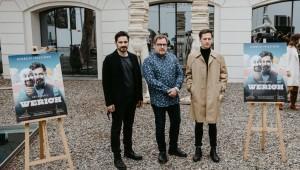 Kotek, Kopta a další herci novinky Werich se sešli na první zkoušce