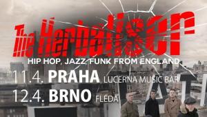 Do Prahy se vrací jazz-hiphopový The Herbaliser