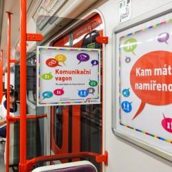 Metro: Vytížený úsek linky C se při výluce uzavře na devět dní