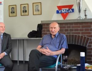 Jiří Černý se stal dalším ambasadorem YMCA v ČR