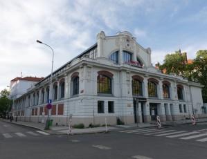 Praha 5 chce v přízemí Smíchovské tržnice prodej potravin