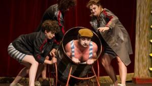 Teatro Tatro se vrací do Prahy, tentokrát s příběhem ruského básníka