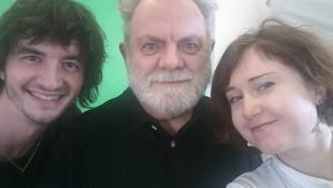 Úspěšný zpěvák a mladá režisérka natočili nový videoklip