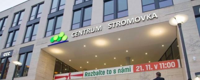 Centrum Stromovka bylo slavnostně otevřeno, první zákazníci již nakupují