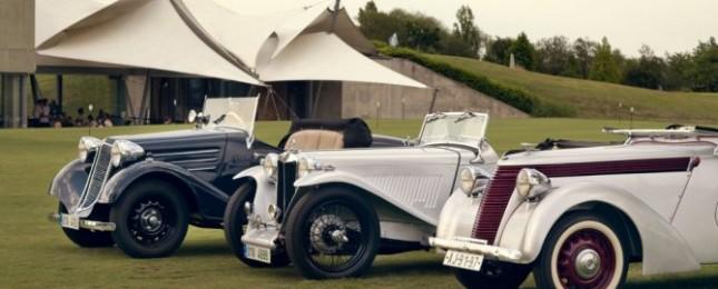 Automobilové klenoty první republiky uvidíte v Hostivaři