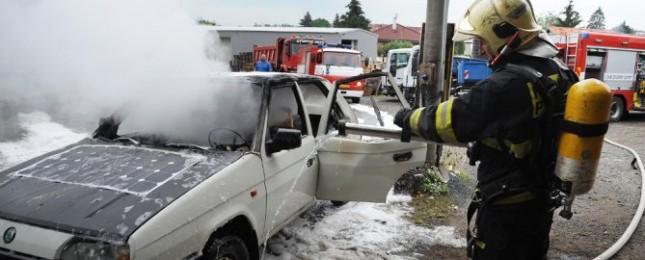 Ekologicky vytuněná Škoda Favorit z roku rozpadu ČSFR nedopadla dobře