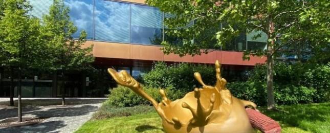 Galerii pod širým nebem nabídne Festival Sculpture line. První sochy již stojí