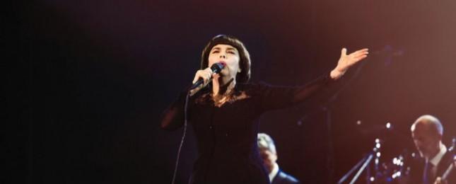 Mireille Mathieu natočila videoklip v prostorách Pražského hradu