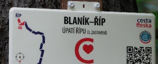 Spolek Cesta Česka zve na novou Poutní cestu Blaník–Říp