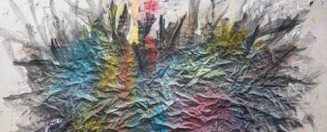 Maxim vystaví svá díla v Praze. Kolekce obrazů Arboretum je lehká, svěží a plná barev