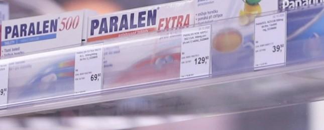 Žabka nabízí nově i léky, rozšířila i rozvoz nákupů
