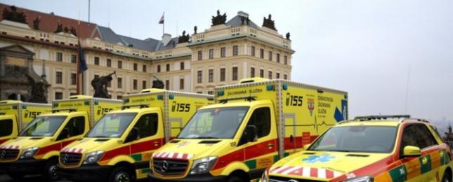 V létě záchranka zasahovala u 20 392 případů. Nejvyšší nárůst je v souvislosti s provozem koloběžek