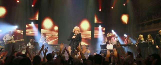Hana Zagorová se vrací na koncertní pódia
