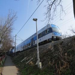 Konkurence na pražské železnici? O Roztoky má zájem Leo Express