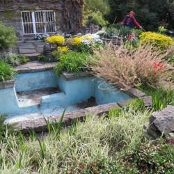 Fotogalerie: Prošli jsme historickou zahradu Čapkovy vily, vrátí se do podoby ze 30. let