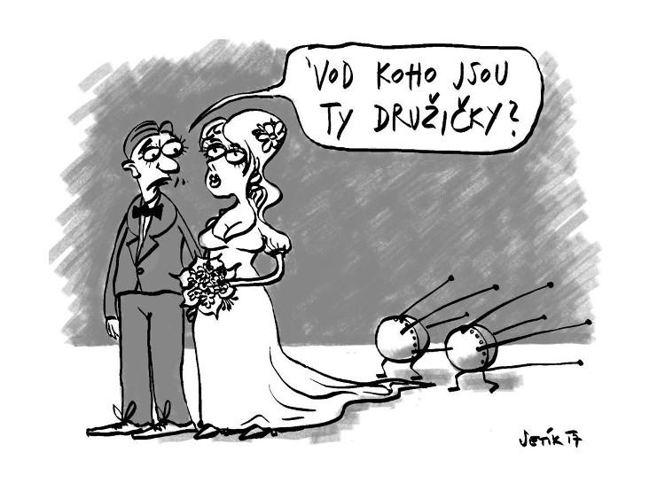 Praha 5 Marek Setikovsky Kreslene Vtipy A Karikatury Prazsky
