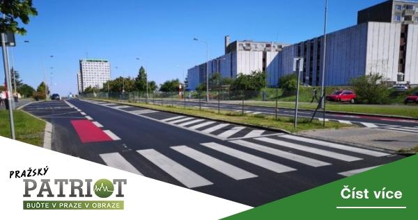 Na Novodvorskou ulici se vrací plný provoz