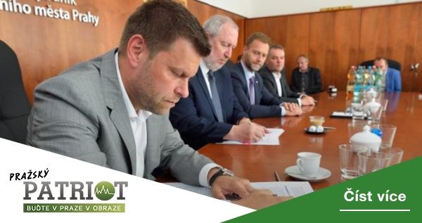 Pražská ODS neúspěšně požadovala odvolání ředitele dopravního podniku Witowského