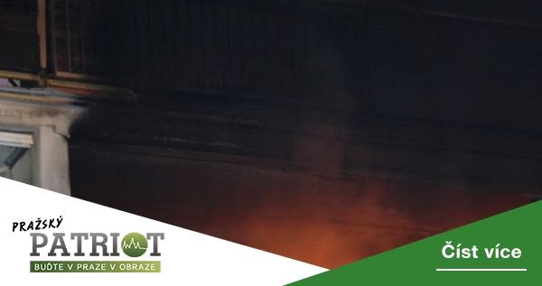Loňský tragický požár na Černém Mostě způsobila závada lednice, ukázalo vyšetřování