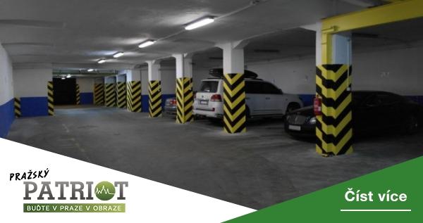 V Praze 9 bude nový parkovací dům s 800 místy ke stání