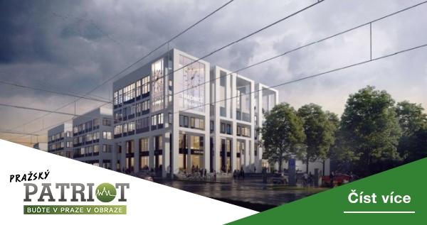 Nová radnice Prahy 12 se prodraží, náklady jsou oproti původním odhadům vyšší o více než 100 milionů korun