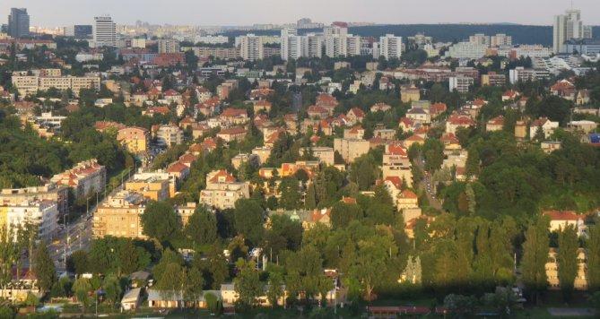 Praha je třináctým nejzelenějším městem světa, porazila i Vídeň