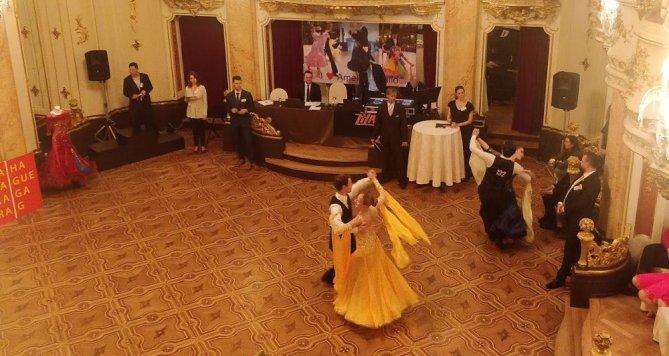 Sál Boccaccio nabídl soutěž ve stylu StarDance a exkluzivní ples