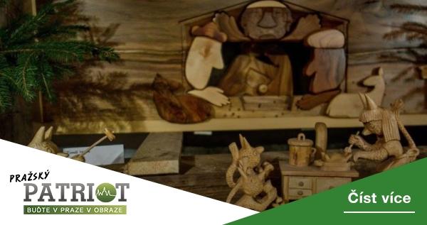 Vánoční výstava v Betlémské kapli slaví 40 let, ukazuje nejzajímavajší exponáty ze své historie