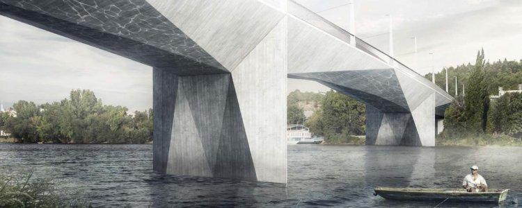 Dvorecký most se má začít stavět příští rok