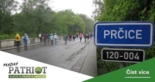 Jděte do Prčic. Místo května se letos slavný pochod koná až v červnu